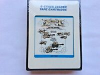 Italian Guitars Arranged & Conducted by Al Caiola 8 Track Tape Factory SEALED