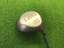 NICE Nickent Golf GREATEST GREAT HAWK 11* DRIVER Right Graphite LADIES Titanium