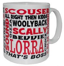 Scouser (Liverpool) Dialect Mug