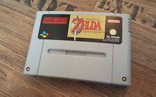 Super Nintendo SNES Spiel The Legend of Zelda A Link to The Past Snes PAL