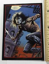 Legend Of The Crow Card 4 MT/NM Trading card The Crow City of Angels