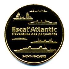 44 SAINT-NAZAIRE L'aventure des paquebots 2, 2017, Monnaie de Paris