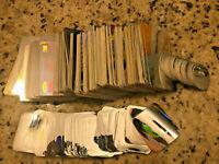 460+ Count lot Mixed Upper Deck Baseball team Sticker Hologram Cards 1989-1992