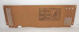 Frigidaire Refrigerator Compressor Access Cover (241733907 / 241733911) {P4641}