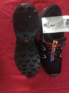 Unisex Saloman Quicklace Cycling Shoes