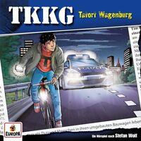 TKKG - 196/TATORT WAGENBURG   CD NEU