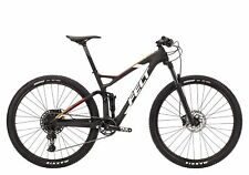 2019 Felt Edict 5 Carbon Full Suspension MTB Bike Sram NX Eagle 12-Speed 16""