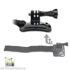 Camera Wrist Arm Shoulder Strap Band Belt Mount For Go Pro Hero 4 3+ 3 2 1