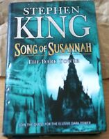 Stephen King: Song Of Susannah – The Dark Tower Illus by Darrel Anderson 1st HB