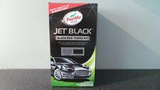 TURTLE WAX JET BLACK, BLACK BOX FINISH KIT TINTED TECHNOLOGY MIRROR & DEEP SHINE