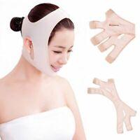 4Sizes Anti Wrinkle Lift Up V Line Face Slimming Chin Cheek Mask Belt Strap Band