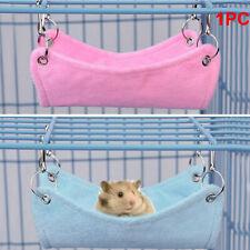 Soft Pet Warm Hamster Hanging House Cage Animal Hamster Rat Hammock Toys