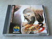 Neo Geo Fatal Fury 3 Road to the Final Victory Garou Densetsu Japan