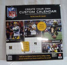 Turner Create Your Own NFL Custom Calendar, 12 x 12 Inches (8220222)