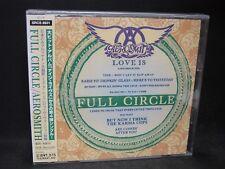 AEROSMITH Full Circle JAPAN CD Joe Perry Project Hollywood Vampires Whitford