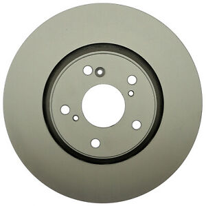 Disc Brake Rotor-Coated Front ACDelco Advantage 18A82055AC