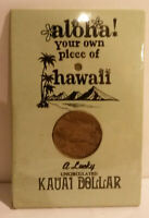 Hawaii Kauai dollar Aloha lucky uncirculated issued by Chamber of Commerce NOS