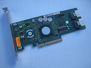 Fujitsu Raid Controller D2507-C11 GS 1 SAS SATA PCIe D2507 C11 LSI SAS 1068E ###