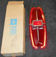 1965 Ford Ranch Station Wagon Country Sedan ORIG NOS REAR TAIL LIGHT LAMP LENS