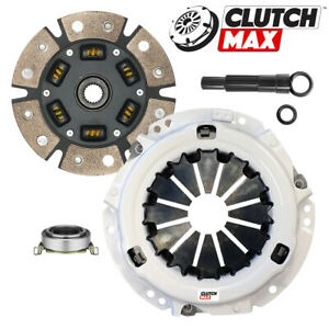 CLUTCHMAX STAGE 3 PERFORMANCE CLUTCH KIT for 1985 TOYOTA MR2 MR-2 GT 1.6L 4AGE