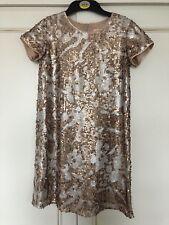 Beautiful Jigsaw Junior Sequin Dress, Age 10 - 11 Years