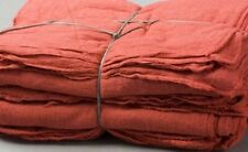 2500 Pieces Industrial Commercial Shop Towel/Rag Red