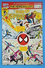 Web of Spider-Man Annual #8 VENOM Part 3 Marvel Comics 1992