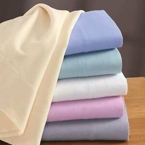 """Royal Bedding 4 PCs Sheet Set 15"""" Fitted Deep Pocket Solid Colors Full Size"""