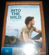 Into The Wild - 2 Disc Collector's Edtion (Australia Region 4) 2 DVD - New