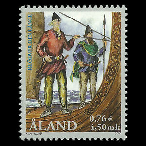 Aland 2000 - Ships - Sc 169 MNH