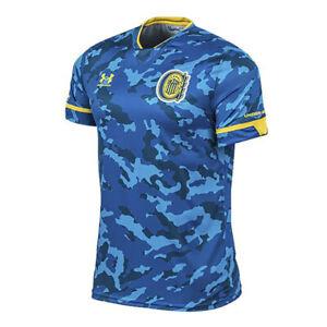 Under Armour Rosario Central 3rd Jersey 2021 (Sponsor) Soccer - 360467427