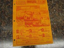 Star Wars Pinball Machine Service Manual, Atlanta (734)