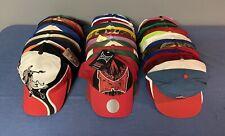 VINTAGE 80's 90's 00's Farm Sports Etc. Snapback + Trucker Hats Caps (50) Lot #1