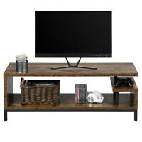 TV Stand Coffee Table Media Entertainment Center Console Cabinet Living Room