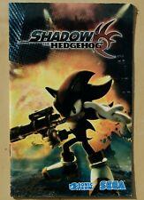 Manual Instructions Shadow The Hedgehog PLAYSTATION 2