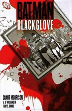 Batman: BLACK GLOVE (tedesco) HC Variant Hardcover LIM. 222 ex. Grant Morrison