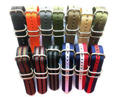 Cinturini Orologio Nato Zulu G10 Premium Quality 20 22 24 mm Watch Straps