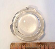 Vintage Original Singer Sewing SLF Articulated Lamp Lens Clear 194857 SLF2