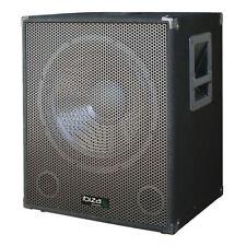 Ibiza Sound 15 Active Subwoofer Bass Bin 800w DJ Disco PA Sound System