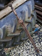 NUFFIELD TRACTOR STEERING ARM / TRACK ROD COMPLETE ASSEMBLY.