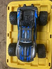 Traxxas Maxx Trx89076 1/10 Scale 4Wd Brushless Electric Monster Truck - Blue