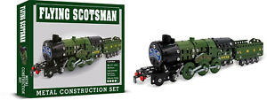 FLYING SCOTSMAN Stainless Steel Construction Set 340pc Metal Kit CHP0015