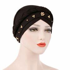 Gorros para la pérdida de cabello para mujer buiten Para La Cabeza Gorros musulmanes