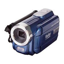 Vivitar DVR-508 HD Digital Video Camera Camcorder Kit Blue