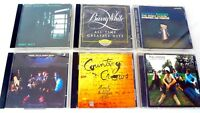 CDs Music Lot of 6 . C CROWS. C S N & YOUNG. B WHITE. VERVE. R HITCHCOCK. BASSEY