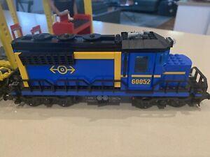 LEGO City Cargo Train (#60052) Preloved Set (with Instructions, No Box)