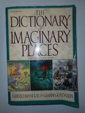 The Dictionary of Imaginary Places by Gianni Guadalupi and Alberto Manguel (1987