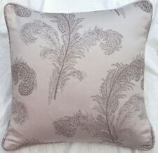 "laura  Ashley Cushion Cover   Swansbrook  amethyst     16"" piped"