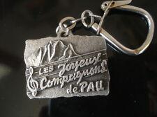 PORTE CLES LES JOYEUX COMPAGNONS DE PAU MUSIQUE