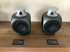 B&o Bang & Olufsen Beolab 3 Speakerset With table Stands